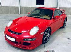 Allegria jízda v Porsche 911 Carrera GT3 (997.1)
