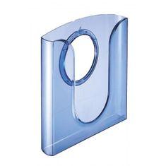 Esselte Prezentačný odkladač priehľadný modrý