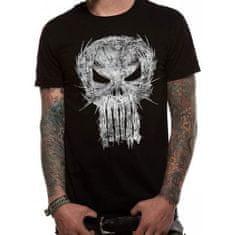 CID Tričko Punisher - Shatter Skull