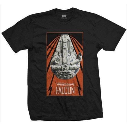 Tričko Star Wars Solo - Falcon Flash (velikost: l)