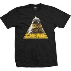 Rock Off Tričko Star Wars Solo - Chewie