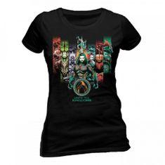 CID Dámské tričko DC Comics - Aquaman