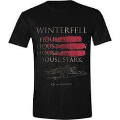 Tričko Game of Thrones - Winterfell Full Circle