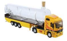 VISTA Stavebnica Monti 55/1 Souvenir Truck 32cm zberateľský model + sklenená fľaša v krabičke