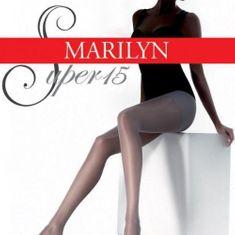 Marilyn Dámské punčochy Super 15 - Marilyn