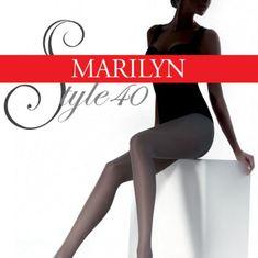 Marilyn Dámské punčochové kalhoty Style 40 den - Marilyn