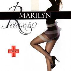 Marilyn Dámské punčochové kalhoty Relax 50 den - Marilyn