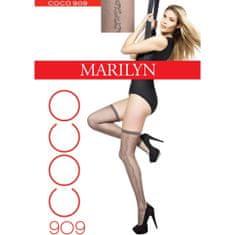 Marilyn Dámské punčochy Coco 909 - Marilyn