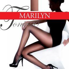Marilyn Dámské poloprůhledné punčochové kalhoty Tonic 20 den - Marilyn