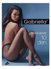 Gabriella Dámské punčochové kalhoty Gabriella Exclusive 10 den