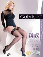 Gabriella Punčochy Gabriella Plus Size 164 5-6 15 den
