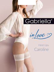 Gabriella Dámské punčochy Gabriella Caroline 475 1-4