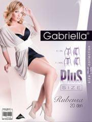Gabriella Dámské punčochové kalhoty Gabriella Rubensa Plus Size 161 3-XXL 20