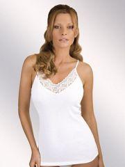 Eldar Bílá dámská košilka Eldar Julita S-XL