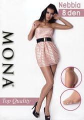 Mona Dámské punčochové kalhoty Mona Nebbia 8 den