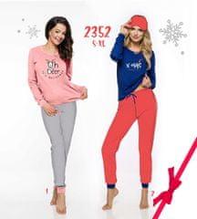 TARO Dámské pyžamo 2352 (CHRISTMAS) ZIMA S-XL