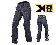 TRILOBITE dámské džíny 1663 Probut X-Factor prodloužené