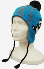 Capu Dětská zimní čepice CAPU 4471 modrá