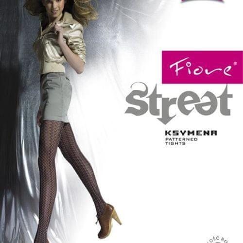 Fiore Dámské punčochové kalhoty Ksymena 5032 - Fiore čokoládová 4-L