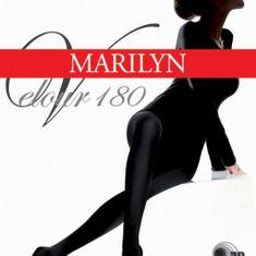 Marilyn Dámské punčochové kalhoty Velour 180 - Marilyn