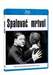 Spalovač mrtvol - edice KLENOTY ČESKÉHO FILMU (remasterovaná verze) - Blu-ray