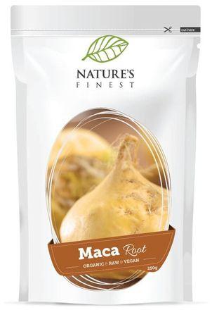 Nature's finest Bio maca v prahu, 250g