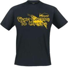 K-Karp Tričko K-Karp T-Shirt Carpers vel. XL