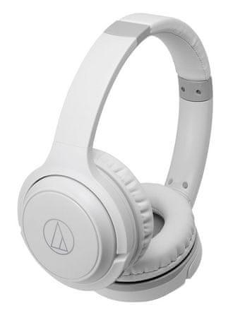 Audio-Technica ATH-S200BT slušalice, bežične bijele