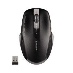 Cherry MW 2310 2.0 bežični miš, bluetooth, USB, crni