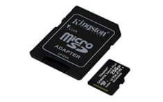 Kingston Canvas Select Plus spominska kartica microSDXC 256 GB, adapter