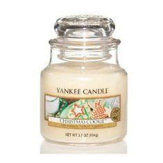 Yankee Candle Aromatická sviečka Classic malý Christmas Cookie 104 g
