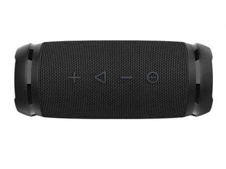 Swisstone BX 320 prijenosni bluetooth zvučnik, crna