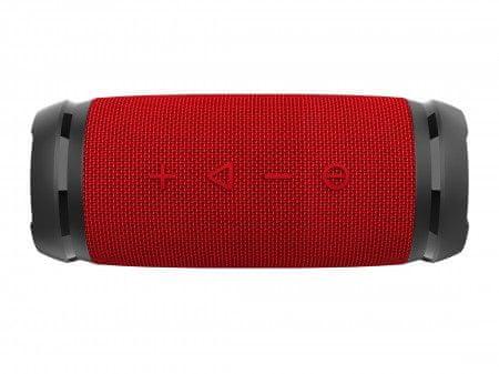 Swisstone BX 320 prijenosni Bluetooth zvučnik, crveni