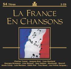 La France En Chansons (2x CD) - CD