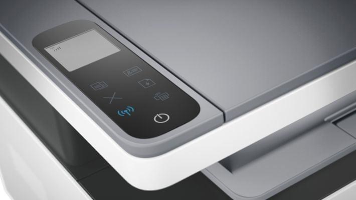 Tiskárna HP, černobílá kancelář wi-fi HP Smart