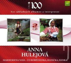 Hulejová Anna: Marmuriena Naša / Čo Robíš Hanka, Hanička, Hanka (2014) (2x CD) - CD