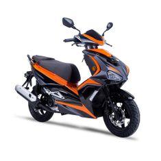 CLS MOTORCYCLE CLS GRIM 125i oranžový