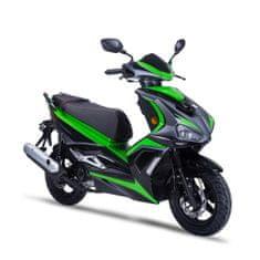 CLS MOTORCYCLE CLS GRIM 125i zelený
