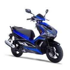 CLS MOTORCYCLE CLS GRIM 125i modrý