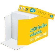 Papier kopírovací Image Impact Plus - Quickbox A4 80g 2500 hárkov