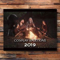 Vaják naptár (Witcher) - Cosplay 2019