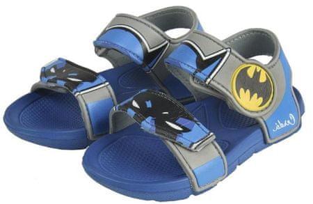 Disney sandały chłopięce BATMAN 2300003049 25 niebieskie