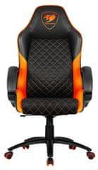 Cougar fotel gamingowy Fusion (3MFUSNXB.0001)
