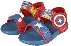 Disney sandały chłopięce AVENGERS 2300003053