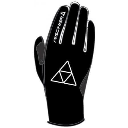 FISCHER XC Glove Universal rokavice 9.0, črne