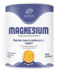 Nature's finest Magnesium Drink Mix napitek z magnezijem, pomaranča, 150 g