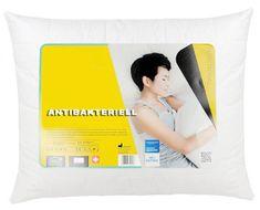 My Best Home Antibakeriell vzglavnik, 70×90 cm, bel