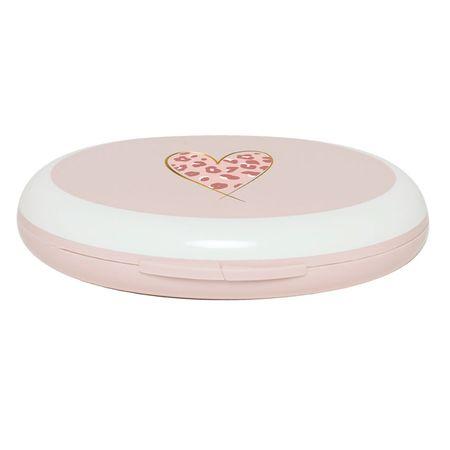 Bebe-jou zestaw do manicure dziecięcy Leopard Pink