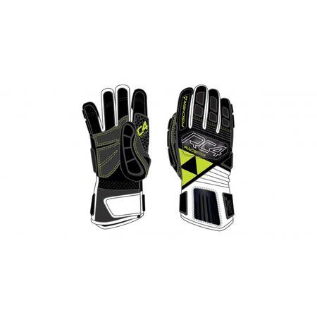FISCHER Race smučarske rokavice, črne, 7