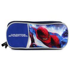Spiderman šolska svinčnica, Šolska škatla za svinčnike brez polnjenja